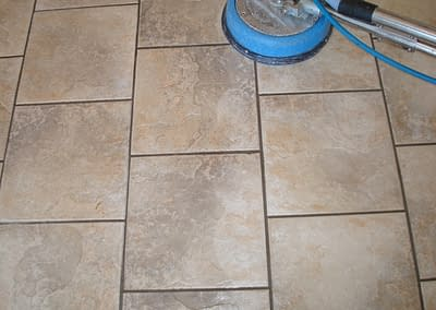Tile and grout cleaning in Quakertown, PA