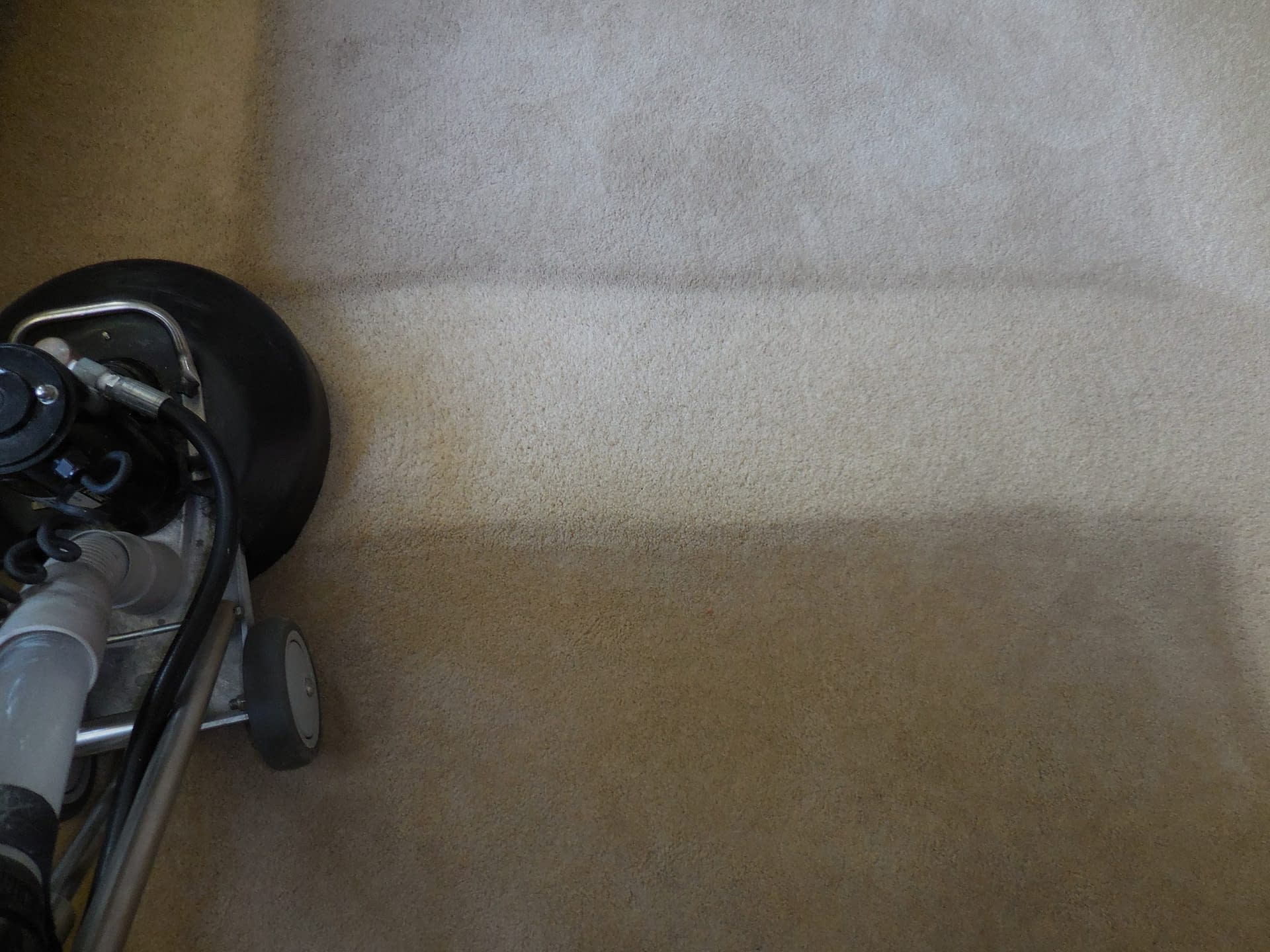 Rotovac cleans very well.