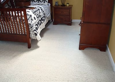 Bedroom carpet cleaning in Montgomery County, PA