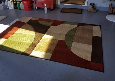 Area Rug Cleaning in Warrington, PA