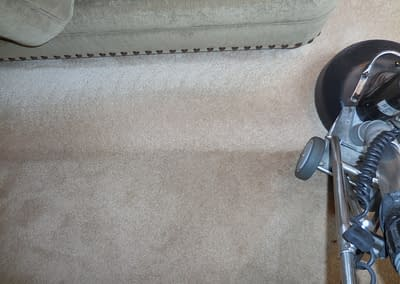 Carpet cleaning done in Perkasie, PA