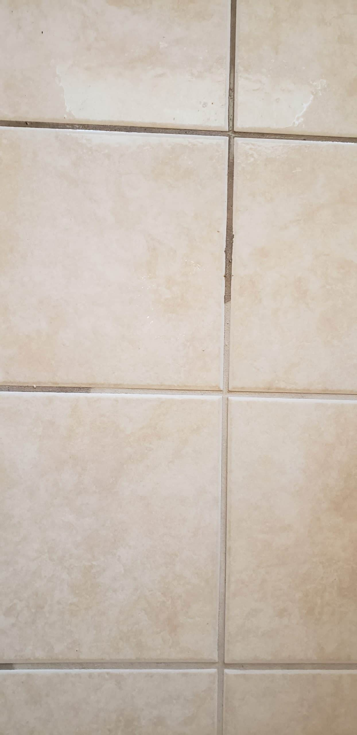 Ambler, PA before and after tile cleaning