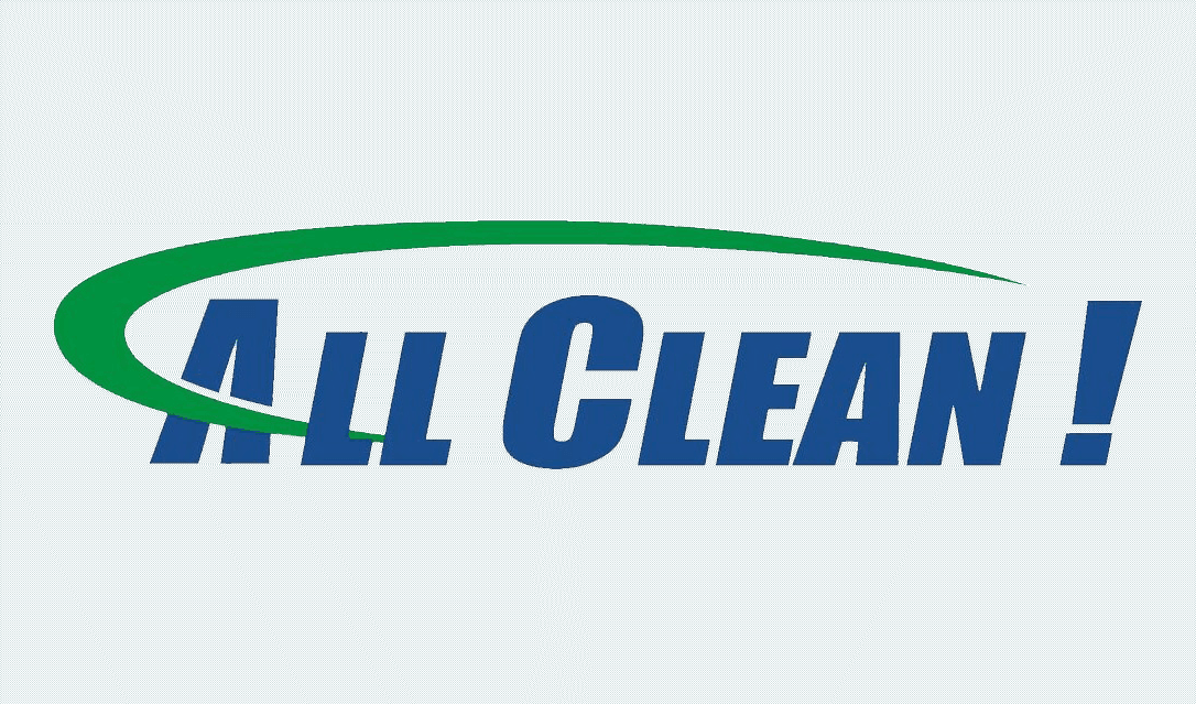 ALL CLEAN!, LLC Logo without background