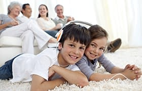 Chalfont carpet cleaning header image