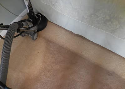 Pennsburg, PA dirty carpet cleaning in bedroom