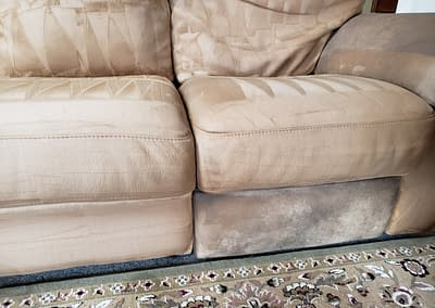 Sofa cleaning in North Wales, PA
