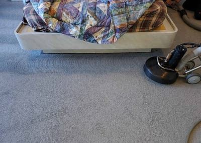Chalfont, PA bedroom carpet cleaning