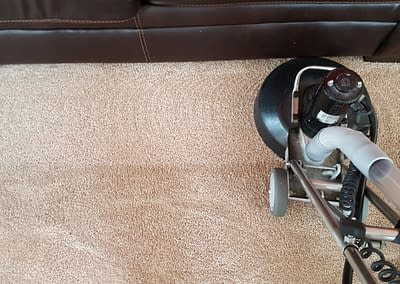 Perkasie, PA carpet cleaning with RotoVac