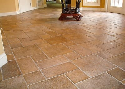 Kitchen tile cleaning in Doylestown, PA