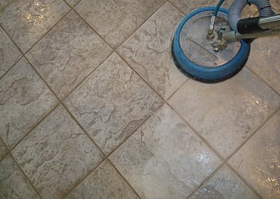 Newtown, PA tile and grout cleaning