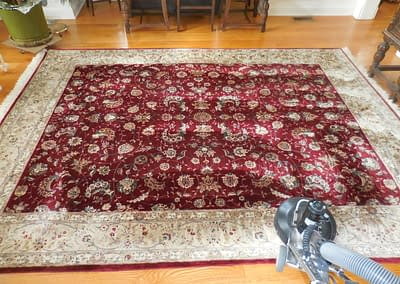 Rug cleaning in Perkasie, PA