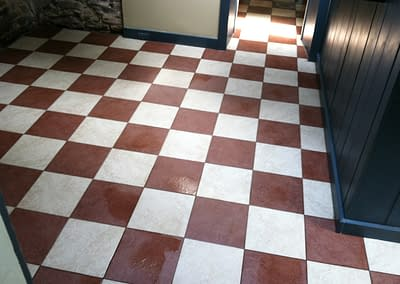Lansdale, PA tile and grout cleaning