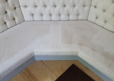 Upholstery steam cleaning in Doylestown