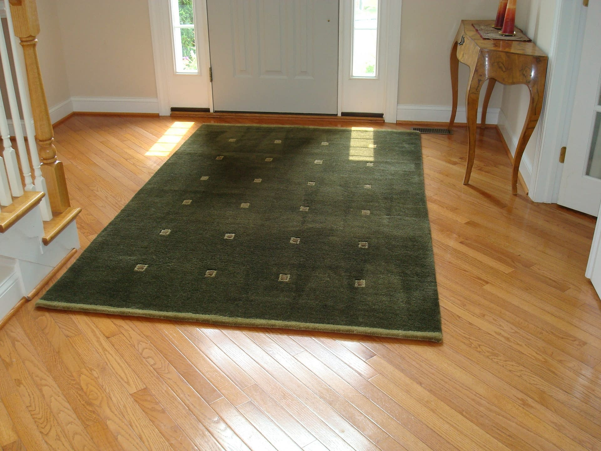 Rug cleaning in Newtown, PA